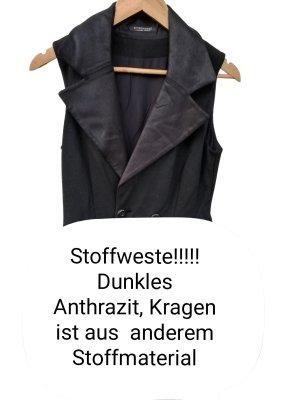 Strenesse Strickweste schwarz Casual-Look