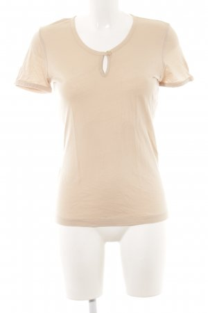 Strenesse T-Shirt creme Casual-Look