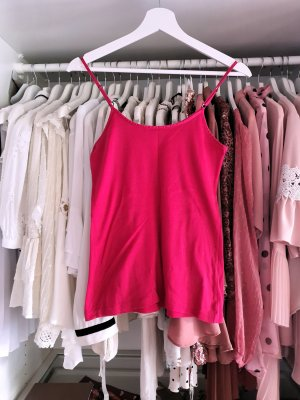 Strenesse Top Basic Oberteil Pink 34