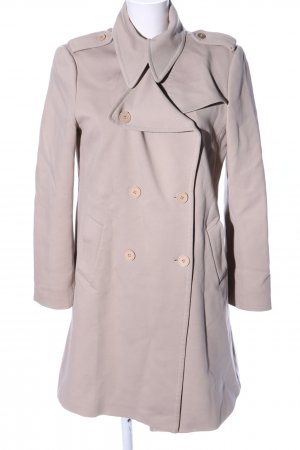 Strenesse Trenchcoat creme Business-Look