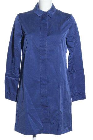 Strenesse Übergangsmantel blau Casual-Look