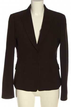 Strenesse Blazer in lana marrone elegante