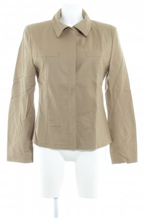 Strenesse Wollen blazer beige casual uitstraling