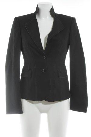Strenesse Woll-Blazer schwarz Elegant