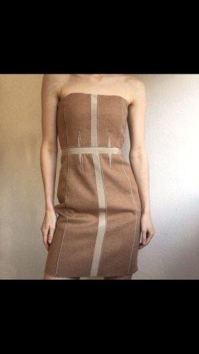 Strenesse Woll Kleid schulterfrei