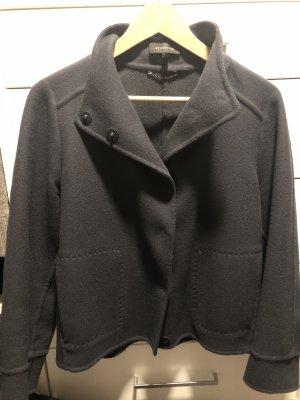 Strenesse Gabriele Strehle Wełniany sweter szary niebieski