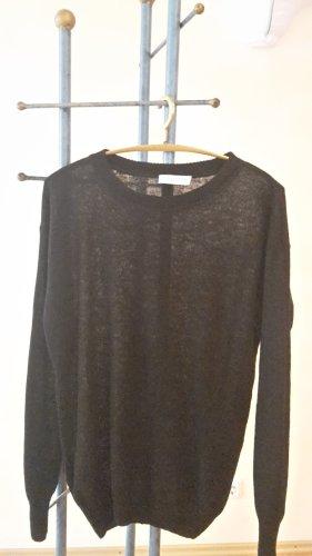 Strenesse Blue Maglione di lana nero Lana
