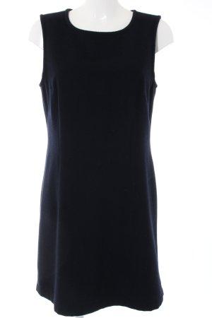 Strenesse Wollkleid blau Casual-Look