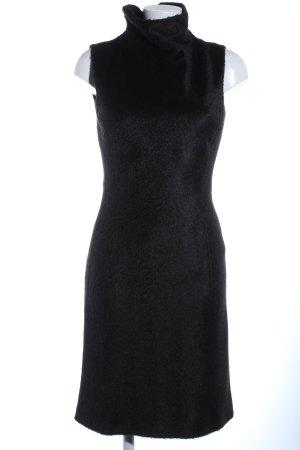 Strenesse Wollkleid schwarz Elegant