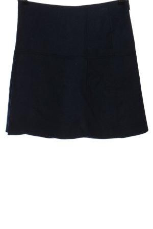 Strenesse Falda de lana negro estilo «business»