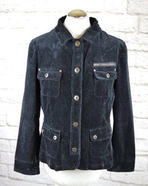 Biaggini Between-Seasons Jacket black mixture fibre