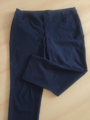 Stretch Trousers dark blue