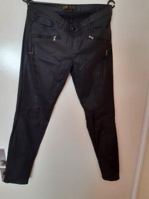 B/W Zara Collection Regenpijpbroek zwart