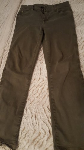 7 For All Mankind Jersey Pants green grey-khaki