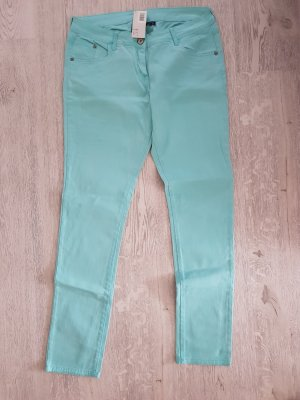 Esmara Stretch jeans turkoois
