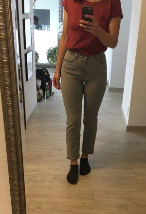 Armedangels Jeans 7/8 gris clair-gris