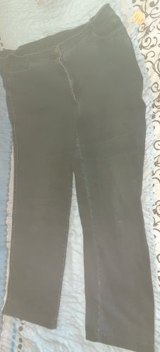C&A Stretch Jeans dark grey cotton
