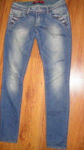 life style Jeans stretch bleu-bleu clair lycra