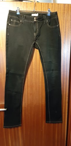 Janina Stretch Trousers blue spandex