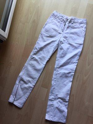 Alive Jeans stretch blanc-blanc cassé