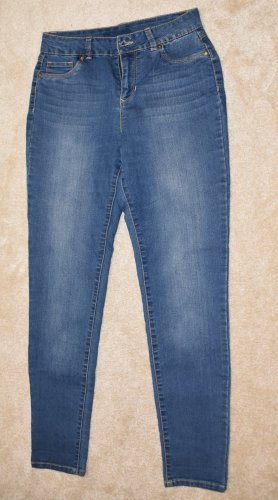 Stretch Jeans cornflower blue