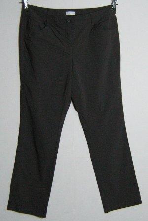 Stretch Jeans Hose Größe K46 23 Braun