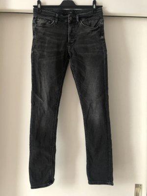 River Island Jeans skinny grigio