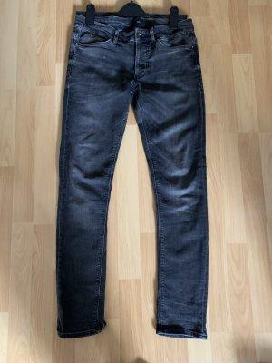River Island Jeans skinny grigio chiaro