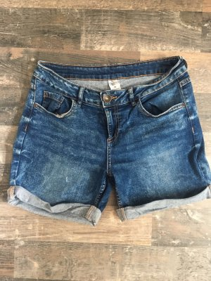 Stretch -  Jeansshort Gr. 36