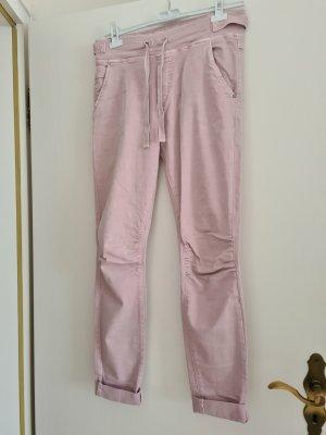 JEWELLY Pantalon strech rosé