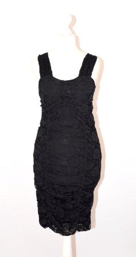 Stretch-Kleid aus Spitze