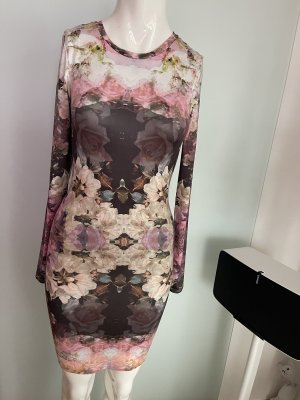 Stretch Kleid Gr 34 36 S von Topshop