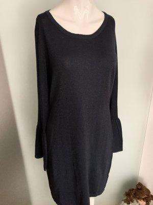 Stretch Kleid mit ausgestellten Ärmeln Gr 40 L von Manguun