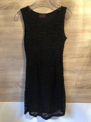 Stretch Kleid schwarz