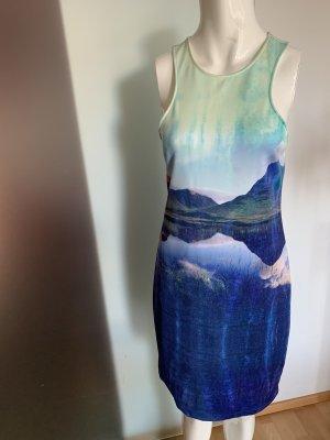 Stretch Kleid von H&M Gr 38 40 L