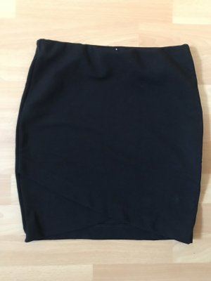H&M Stretch Skirt black