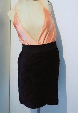 stretch Rock high waist pencil skirt