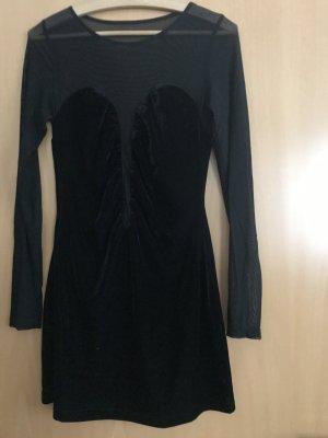 Asos Robe tube noir polyamide