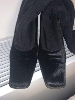Cerruti Botas elásticas negro