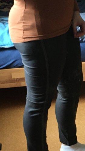 Stretche Hose Schwarz