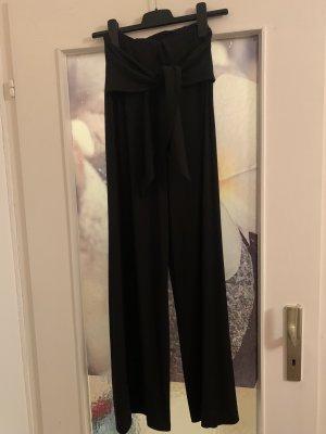 nuna lie Pantalon Marlene noir