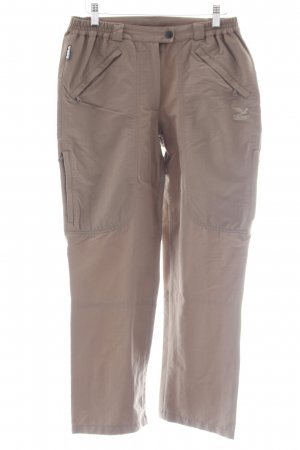 Stretchhose beige Casual-Look