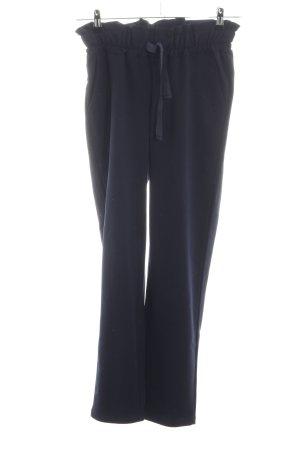 Pantalón elástico azul estilo «business»