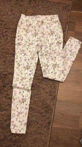 C&A Spodnie ze stretchu Wielokolorowy