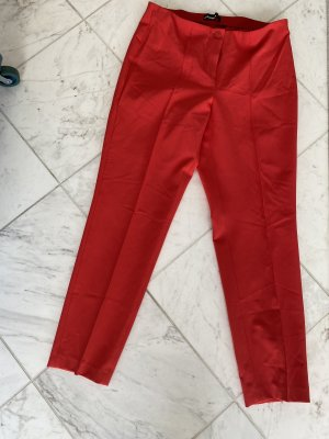 Cambio Stretch Trousers red