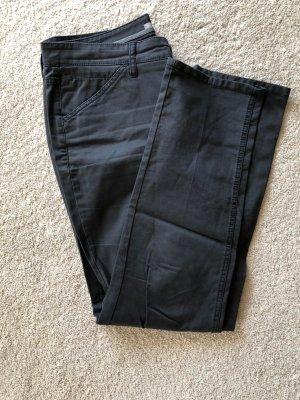 Mac Spodnie ze stretchu szary