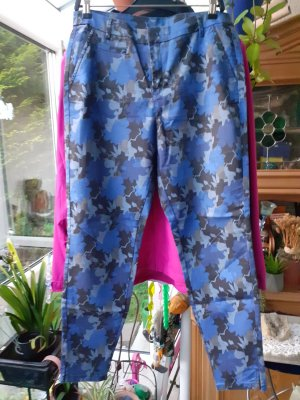 Yessica Stretch Trousers multicolored