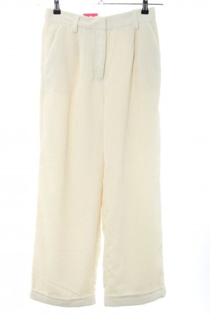 Stretchhose hellbeige Casual-Look