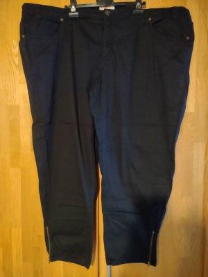 Sheego Pantalone elasticizzato nero
