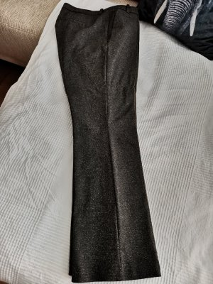 Stehmann Pantalone a 7/8 nero-oro